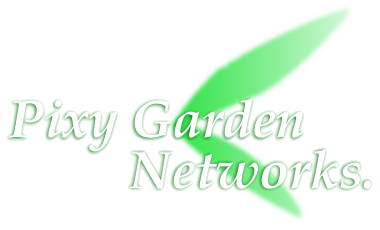 PixyGarden Networks.